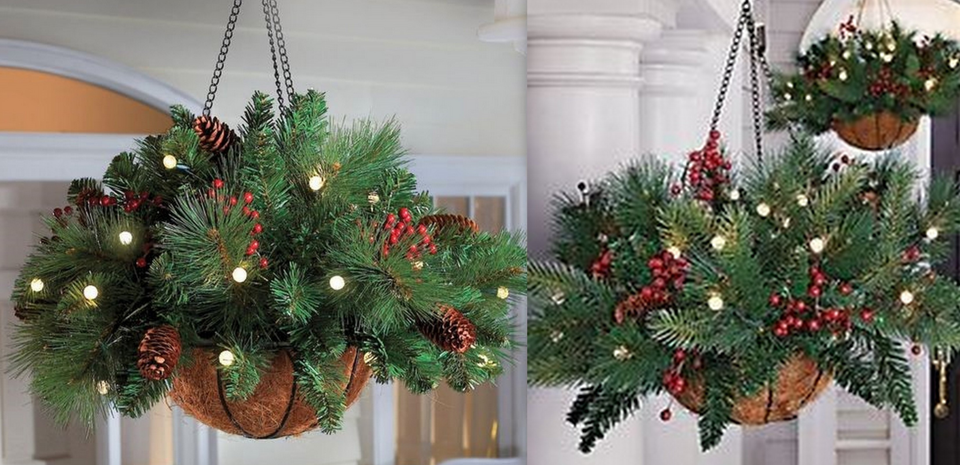 #6F3E2E Décorations De Noël En Tiges Et Branches De Sapin Page 2 5409 decorations de noel en gros 3305x1603 px @ aertt.com