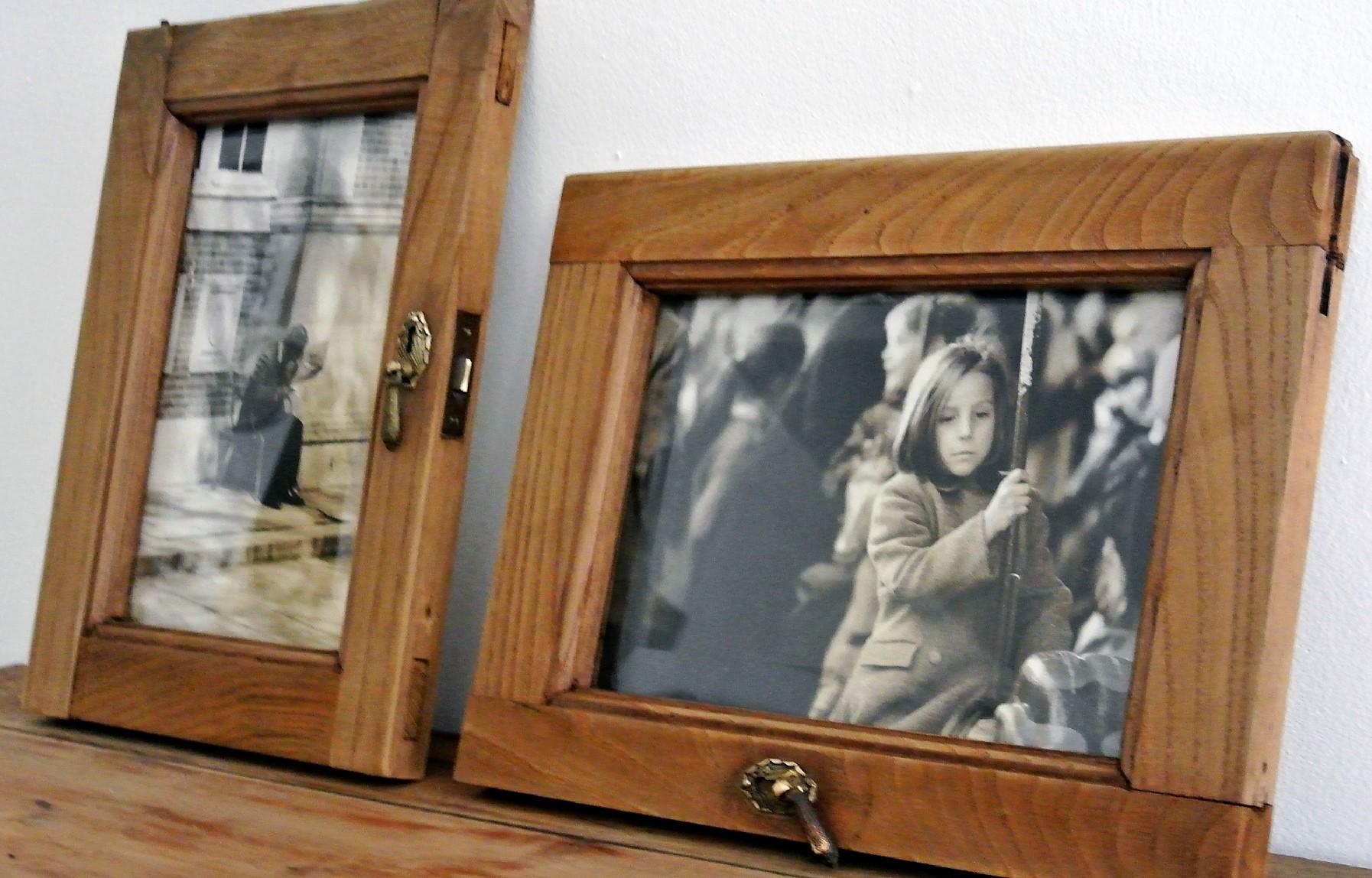 cadres photos originaux faits avec de la r cup page 2. Black Bedroom Furniture Sets. Home Design Ideas