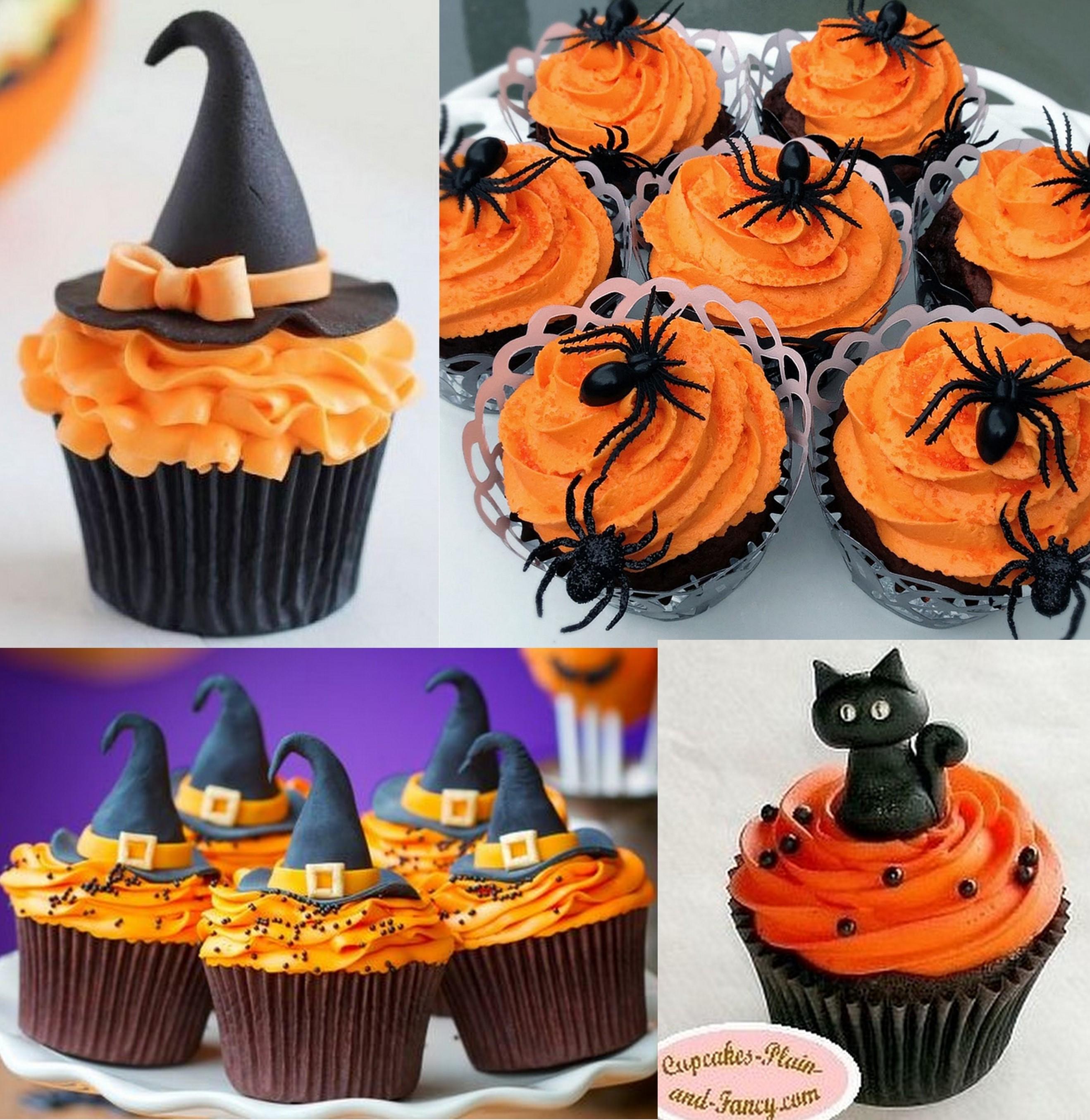 4 recettes gâteaux d'Halloween