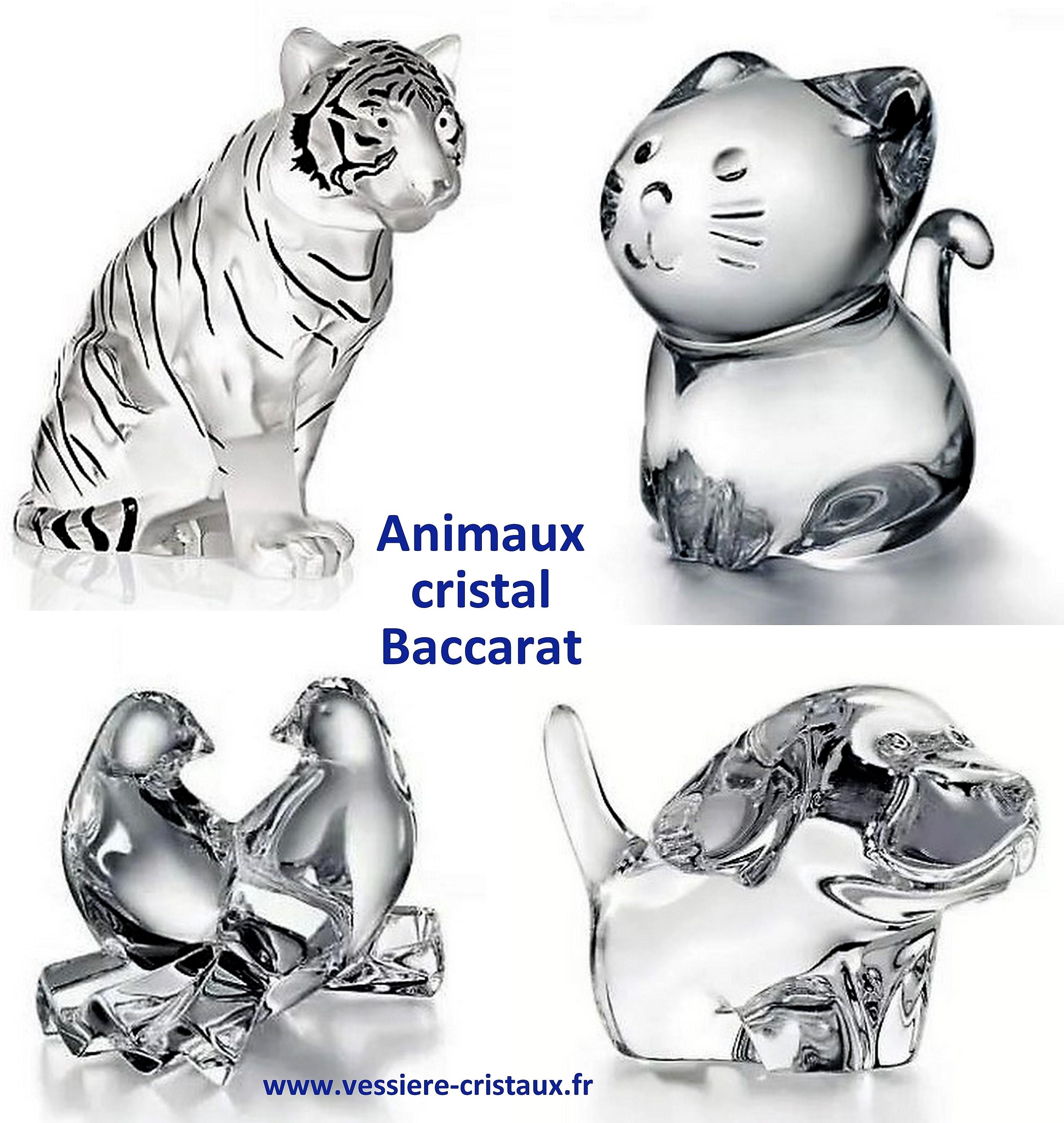 Le Cristal de Baccarat, du made in France