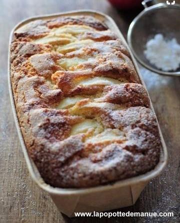 3 recettes savoureuses de cakes aux pommes