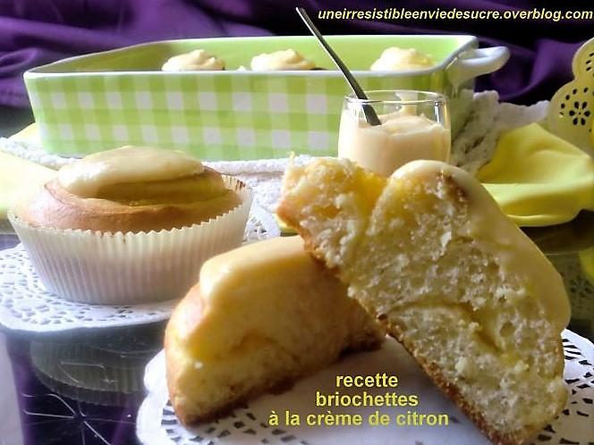 2 recettes briochettes gourmandes