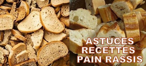 Astuces et recettes pour recycler son pain dur