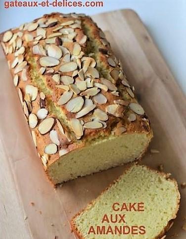 4 recettes gâteaux aux amandes