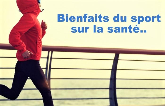 Les bienfaits du sport sur la santé