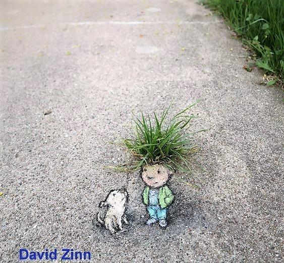 Street Art, l'art d'embellir la rue