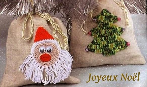 Tutos décos de Noël au crochet