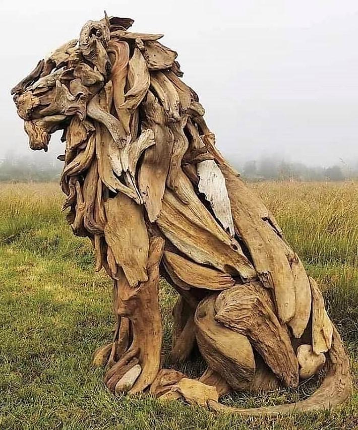 Une déco naturelle et originale en bois flotté !