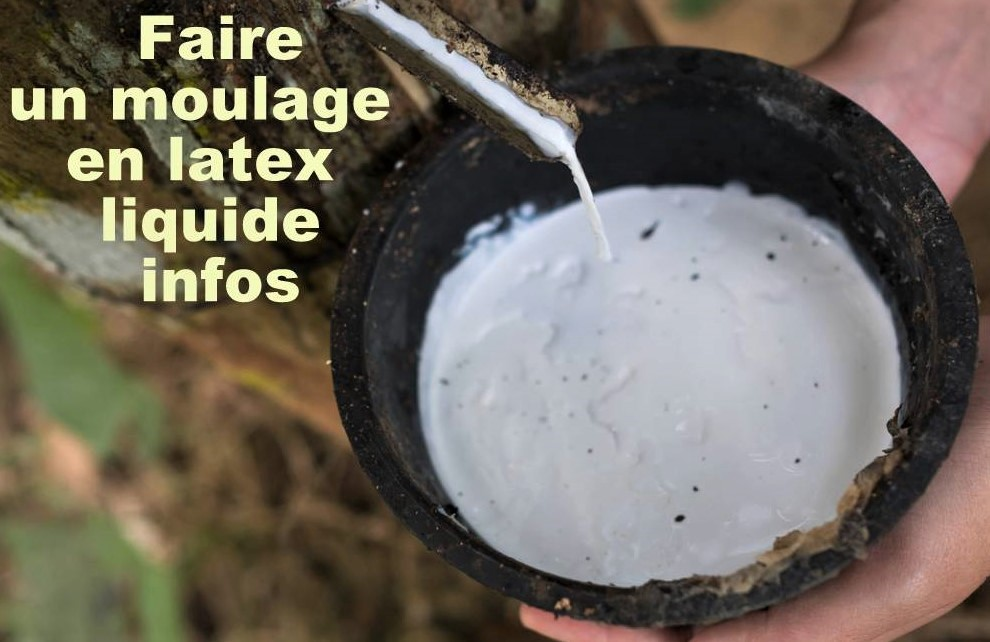 Les différents usages du latex liquide en loisirs créatifs