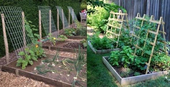 Idées créatives et décoratives pour le jardin