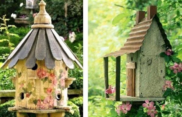 Faire un abri pour oiseaux avec une théière !