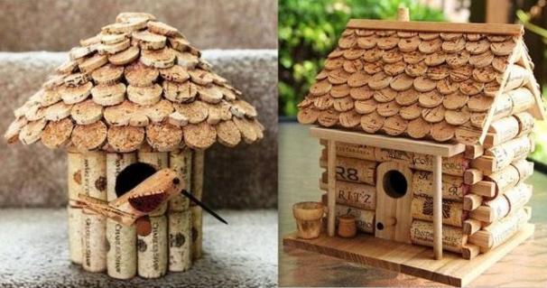 Nichoirs à oiseaux à faire pour le jardin !