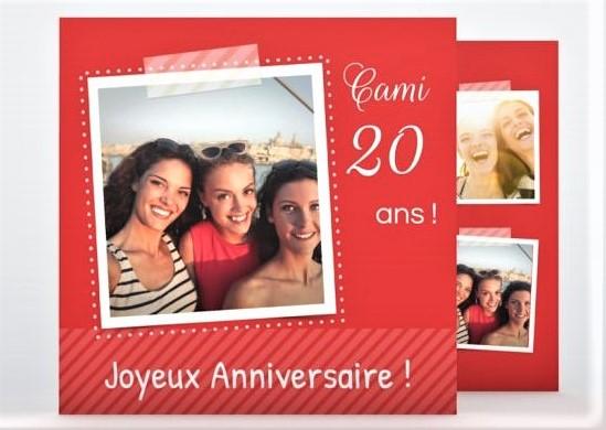 Comment personnaliser vos cartes d'anniversaire ?