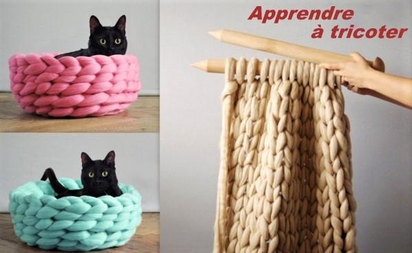 Apprendre à tricoter facilement avec les Kits tricots