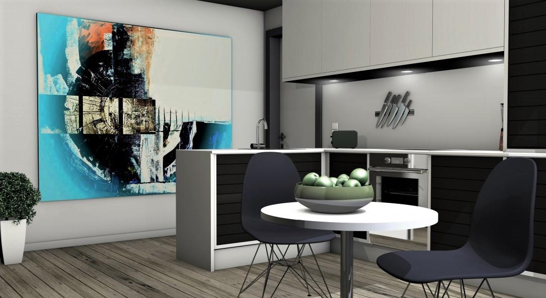 Déco : quels tableaux muraux choisir pour un intérieur moderne?