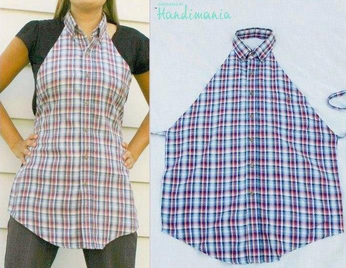 et recyclage chemises Idées Idées et récup recyclage récup wH77FqPa