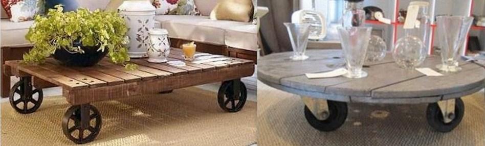Tables basses insolites et originales