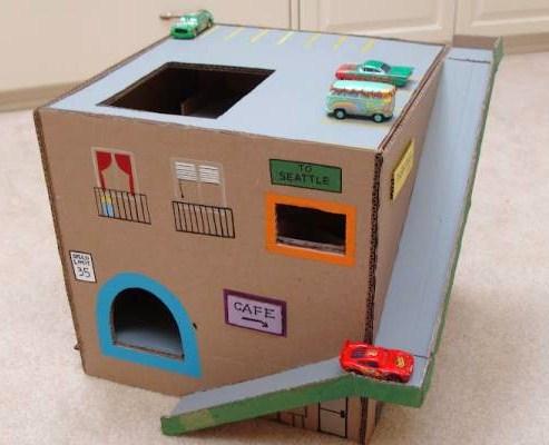 2 id es r cup de jeux enfants faire soi m me for Litige avec un garage comment faire