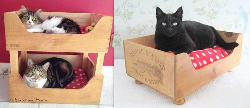 id es pour recycler des caisses vin. Black Bedroom Furniture Sets. Home Design Ideas