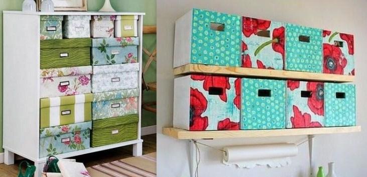 Vos Cartons Pour Chaussures Idées Recycler À Boîtes Et POXwkZuiT