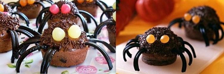 Idées de recettes pour halloween