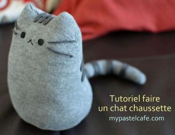 Faire un chat chaussette des mod les et des tutos couture - Comment faire un magazine ...