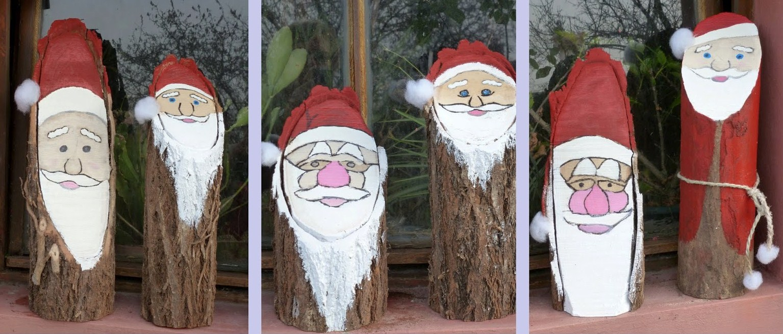 Deco Buche Bois Pour Noel Cadeaux De Noel Populaires