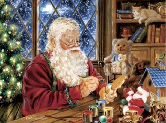 Gifs de Noël à copier coller