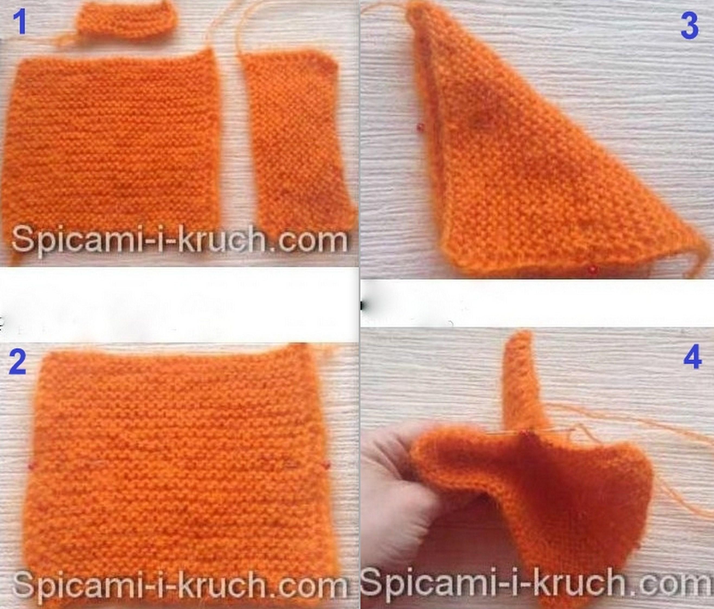comment tricoter des animaux en laine
