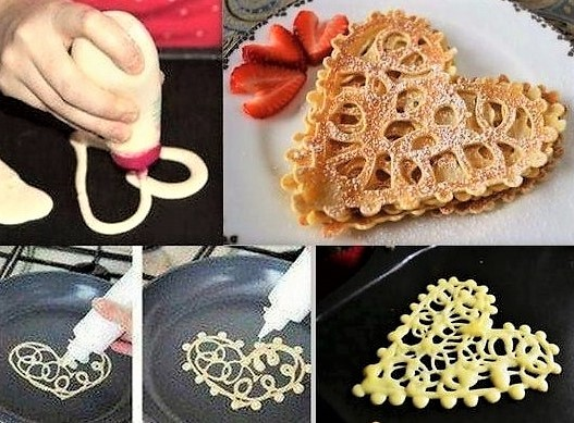 Astuces pour faire des gâteaux en forme de coeur