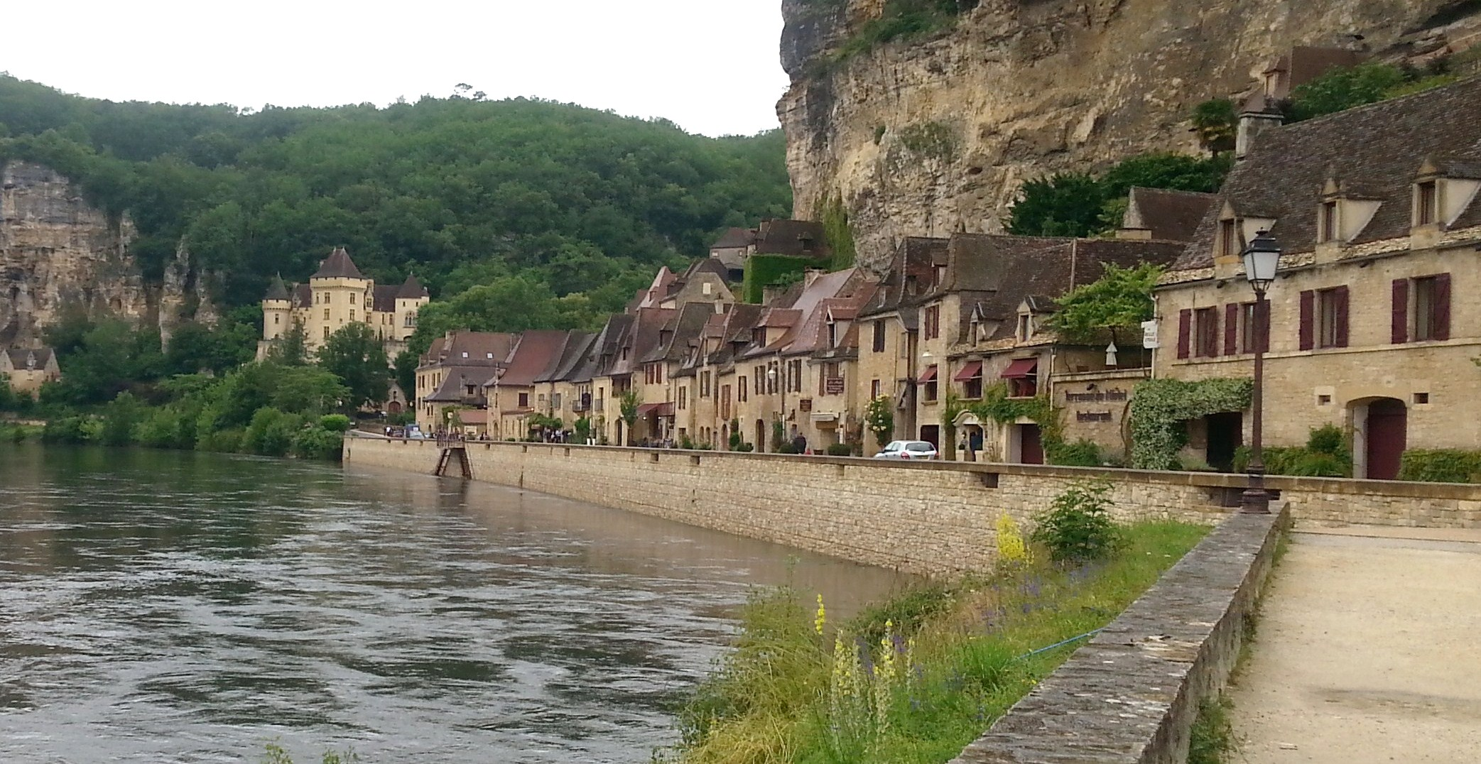 Visite touristique en Dordogne