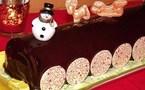 Les Recettes des bûches de Noël au chocolat !