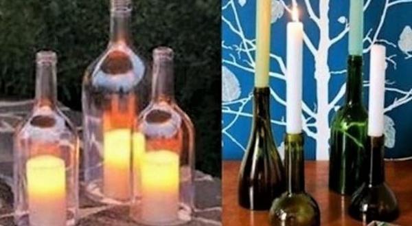 Tutoriel bricolage nafeuse 39 magazine - Comment couper une bouteille en verre ...