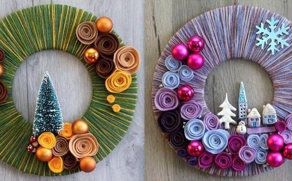 Tutoriel, tutos de Noel, decorations noel, | Nafeuse'Magazine on
