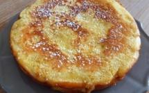 Recettes gâteaux aux pommes à la poêle
