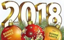 Voeux du nouvel an 2018