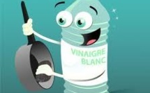 Astuces du vinaigre blanc