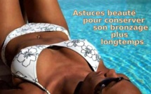 Comment conserver son bronzage plus longtemps ?