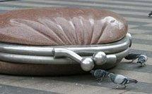 Art insolite, sculptures géantes