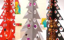 Sapins de Noël insolites et originaux !