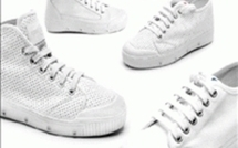 Comment bien nettoyer des baskets blanches ?