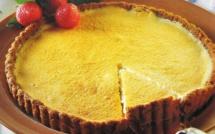 Fiche cuisine : Tarte Perrette au fromage blanc