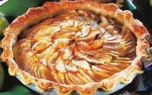 Fiche cuisine : Tarte fine aux pommes !