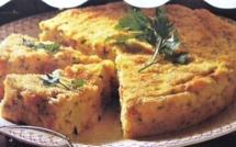 Fiche cuisine : Gâteau de pommes de terre-saucisson !