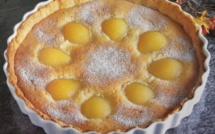 Fiche cuisine : Tarte aux poires et amandes !