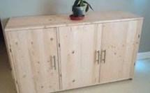 Tutoriel : comment fabriquer un meuble en sapin !