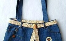 Tutoriel : comment faire un sac en jean !