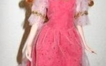 Tutoriel robe de princesse pour Barbie !