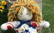 Tutoriel de la poupée Baby Doll Folk Art !