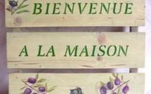 Tutoriel décoration du panneau Bienvenue !